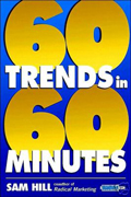 Sixty Trends in Sixty Minutes