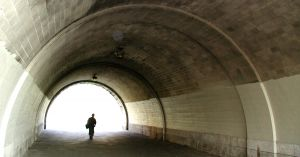 tunnel what lies ahead