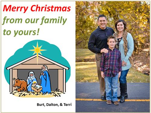 Christmas e-card 2014